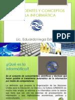 Presentacion Lalo Vega