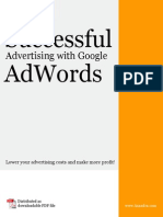 Successful Advertising With Google AdWords