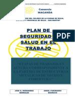 4.- Plan de Seguridad y Salud en El Trabajo