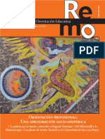 Revista Mexicana de Orientación Educativa N. 5