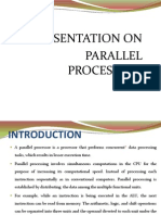 Parallel Processrs Ppt