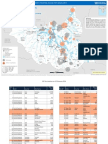 IDP Sites in Flood Risk Areas as of 28 Jan 2014