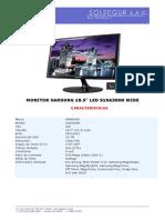 Solsegur_monitor Led Samsung 18.5