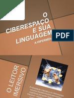 O CIBERESPAÇO E SUA LINGUAGEM PRONTO