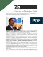 15-01-2014 Sexenio - Moreno Valle, Listo Para Rendir Cuentas a Puebla