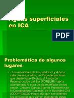 Aguas Superficiales en Ica