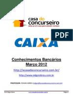 Conhecimentos Bancarios1 Cef 2012- Eduardo Abreu