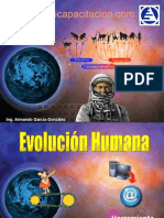 Evolucion y Geographic Information System