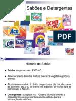 Fabricação de Sabão e Detergente1