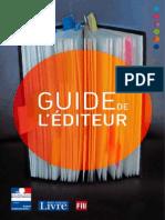 Guide de l Editeur