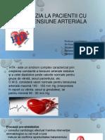 Anestezia La Pacientii Cu Hipertensiune Arteriala
