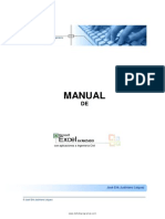 Manual de Excel Avanzado con Aplicaciones a Ingeniería Civil