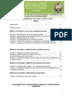 Manual de Practicas Inocuidad y Calidad de Los Alimentos de Origen Animal