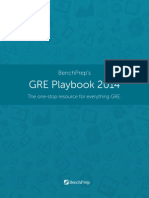 GRE Playbook