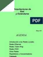 Arquitectura de Redes y Stándares