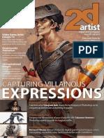 2DArtist Issue 091 Jul2013