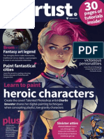 2DArtist Issue 092 Aug2013