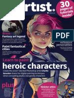 2DArtist Issue 092 Aug2013