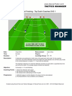 1v1 Duel Finishing Top Dutch Coaches