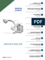 Villa Arcovis 3000 - Service Manual