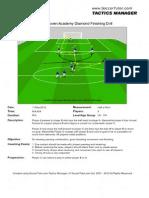 PSV Eindhoven Academy Drill
