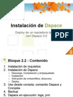 2.2_-_Instalación_de_DSpace.2 - Instalación y profiling de Dspace