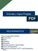 Agua Potable y Drenaje 2009