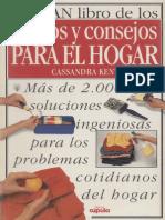 Tecnica - El Gran Libro de Los Trucos y Consejos Para El Hogar