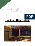 1826 cocktails