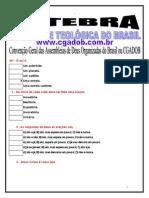 APOSTILA 7 -  QUESTIONARIO 1 - COMPLETO DO CURSO DE INTRODUÇAO TEOLÓGICA DA FATEBRA