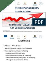 Prezentare EHR - 2 - Marketing