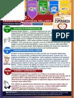 PRESENTACIÓN MODELO DE COMO ENTREGAR EL LIBRO MISIONERO - PAREJAS