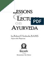 Ayurveda Svoboda Cc Chapter 3