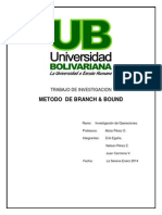 Metodo de Branch y Bound - Copia