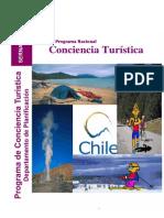 Programa Nacional Conciencia Turistica