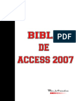 Biblia of Access 2007