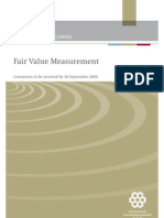 ED Fair Value Measurement