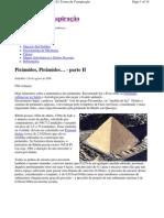 080826 - Teoria da Conspiração - Pirâmides-pirâmides - parte II