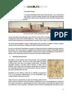 The Chocolate Factory Development Summary 12-08-2013