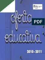 La Rioja Oferta Educativa 2010 11