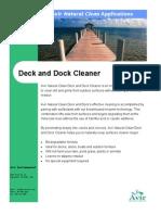 Deck Dock2