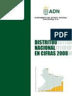 Distrito Nacional en Cifras 2008