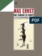 Cuaderno Max Ernst