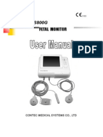 Contec CMS800G - User Manual