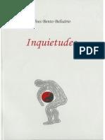 Inquietudes - Alves Bento Belisário