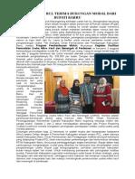 Kelompok Rcl Terima Bantuan Modal Dari Bupati Barru