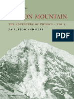 Motion Mountain Physics Course - Part I