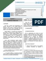 Apostila Completa de Direito Administrativo - MPU