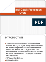 Aeronautical Crash Prevention Syste
