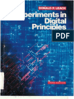 Experiments in Digital Principals 3rd Ed - Final